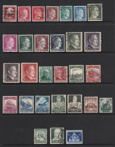 Germany a small mainly used lot Hitler era