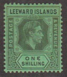 Leeward Islands Scott #111 Stamp - Mint Single