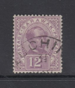 Sarawak, Scott 42 (SG 42), used