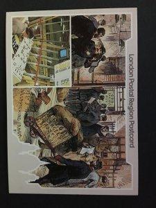 London POST CARD, List 1436