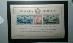 San Marino #239 MNH perf 14 e206 9668