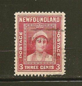 Newfoundland 255 Queen Elizabeth Used