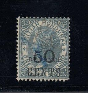 British Honduras, Sc 51 (SG 69), used