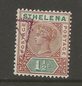 ST. HELENA  42  USED,  REMAINDER,  QUEEN VICTORIA