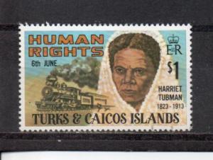 Turks and Caicos 461 MH