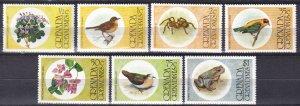 Grenada Grenadines #145-51  MNH CV $8.25  (Z7863)