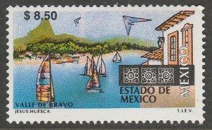 MEXICO 1980, $8.50 Tourism Mexico, Valle de Bravo. Mint, Never Hinged F-VF.