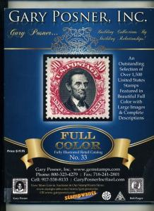 Gary Posner Sales Catalog