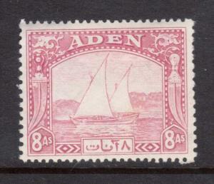 Aden #8 VF Mint