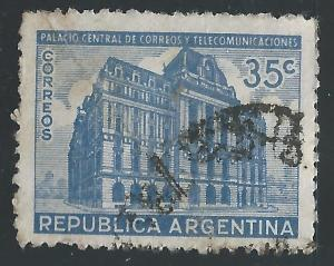 Argentina #503 35c Post Office, Buenos Aires