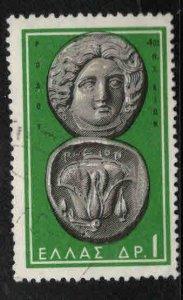 Greece Scott 752 Used  stamp