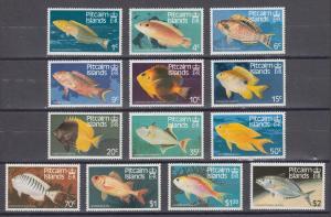 Pitcairn Island   #231-43   mnh      cat $8.95
