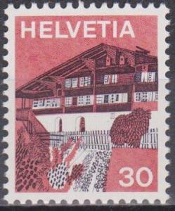 Switzerland #562 MNH VF (ST1244)