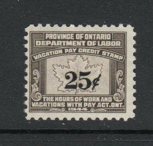 Canada, Ontario (Revenue) van Dam OV7, MHR