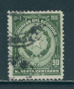 Ecuador 241  Used cgs