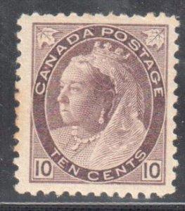 CANADA #83 MINT F-VF LH C$475.00