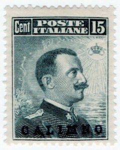 (I.B) Italy Postal : Italian Occupation of Calimno 15c