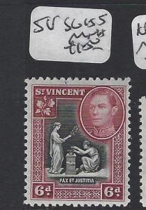 ST VINCENT   (P2405B) KGVI   6D  SG 155   MNH