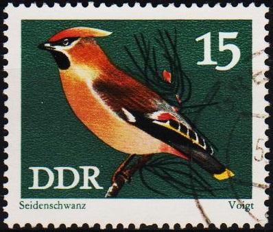 Germany(DDR). 1973 15pf S.G.E1570 Fine Used