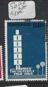 SINGAPORE  (P1404BB)   SG 120   VFU