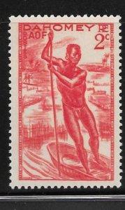 Dahomey Mint Lightly Hinged  [10273]