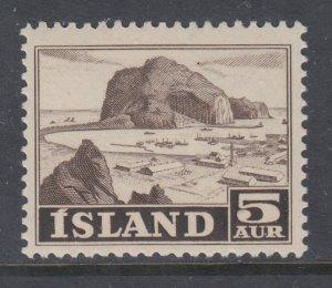 Iceland 268 MNH BIN