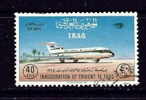 Iraq C14 Used 1965 Airplaine
