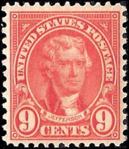 641 Mint,OG,LH... SCV $1.90