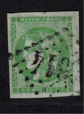 41, VF/XF, Used, Bordeaux Series, Big Number Losange, 100...