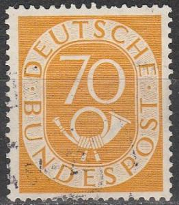 Germany  #683 F-VF Used CV $14.00 (A12717)