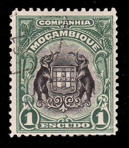 Mozambique Company 1918-31 Sc#142 Used