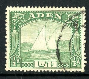 ADEN #1 USED SCV $2.50 BIN $.85