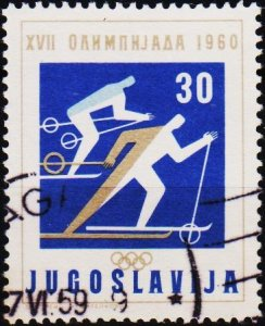Yugoslavia. 1960 30d S.G.949 Fine Used