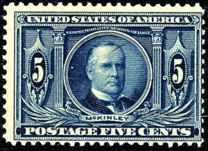 U.S. #326 MINT OG NH