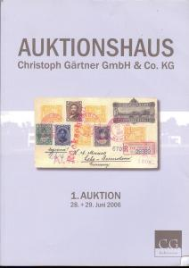 1. Auktion, Gartner 1