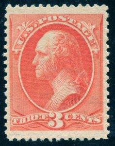 1887 United States  Stamp #214 Mint Never Hinged OG VF ⭐⭐⭐⭐⭐