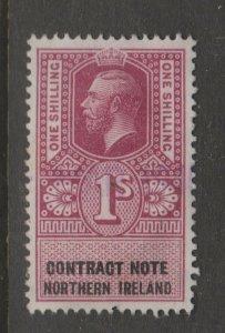 UK GB Northern Ireland Stamp 2-16-d1 nice