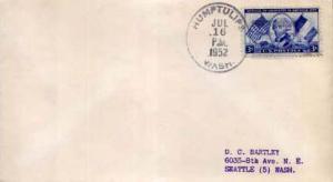 United States, Post 1950 Commemoratives, Washington