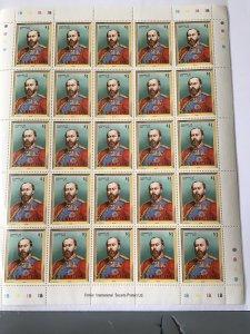 Barbuda King Edward V11 1901-1910  mint never hinged  stamps sheet ref R23573
