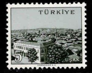 TURKEY Scott 1397 MNH** 26x20.5mm stamp