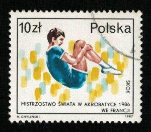 1986 Sports 10Zl (TS-636)