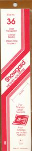 SHOWGARD CLEAR MOUNTS 215/36 (15) RETAIL PRICE $9.75