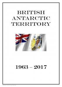 British Antarctic Territory (BAT) 1963-2017 PDF (DIGITAL)  STAMP ALBUM PAGES