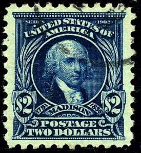 U.S. #479 Used VF