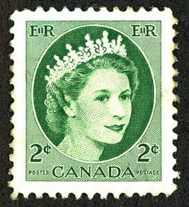 Canada #338 Used