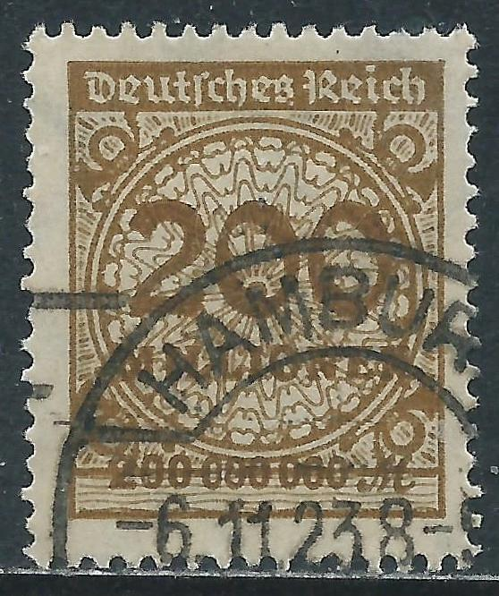 Germany, Sc #291, Used
