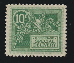 US E7 10c Special Delivery Mint VF-XF OG NH SCV $140