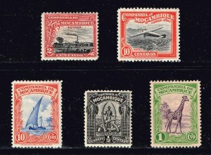 Mozambique Company MINT STAMP COLLECTION LOT