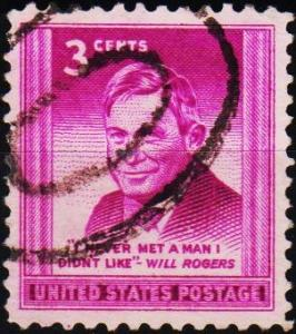 U.S.A. 1948 3c S.G.972 Fine Used