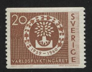 Sweden 553 MNH